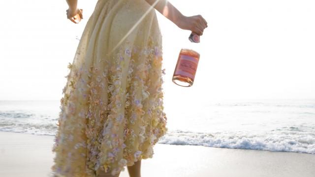 Champagne Sunrise